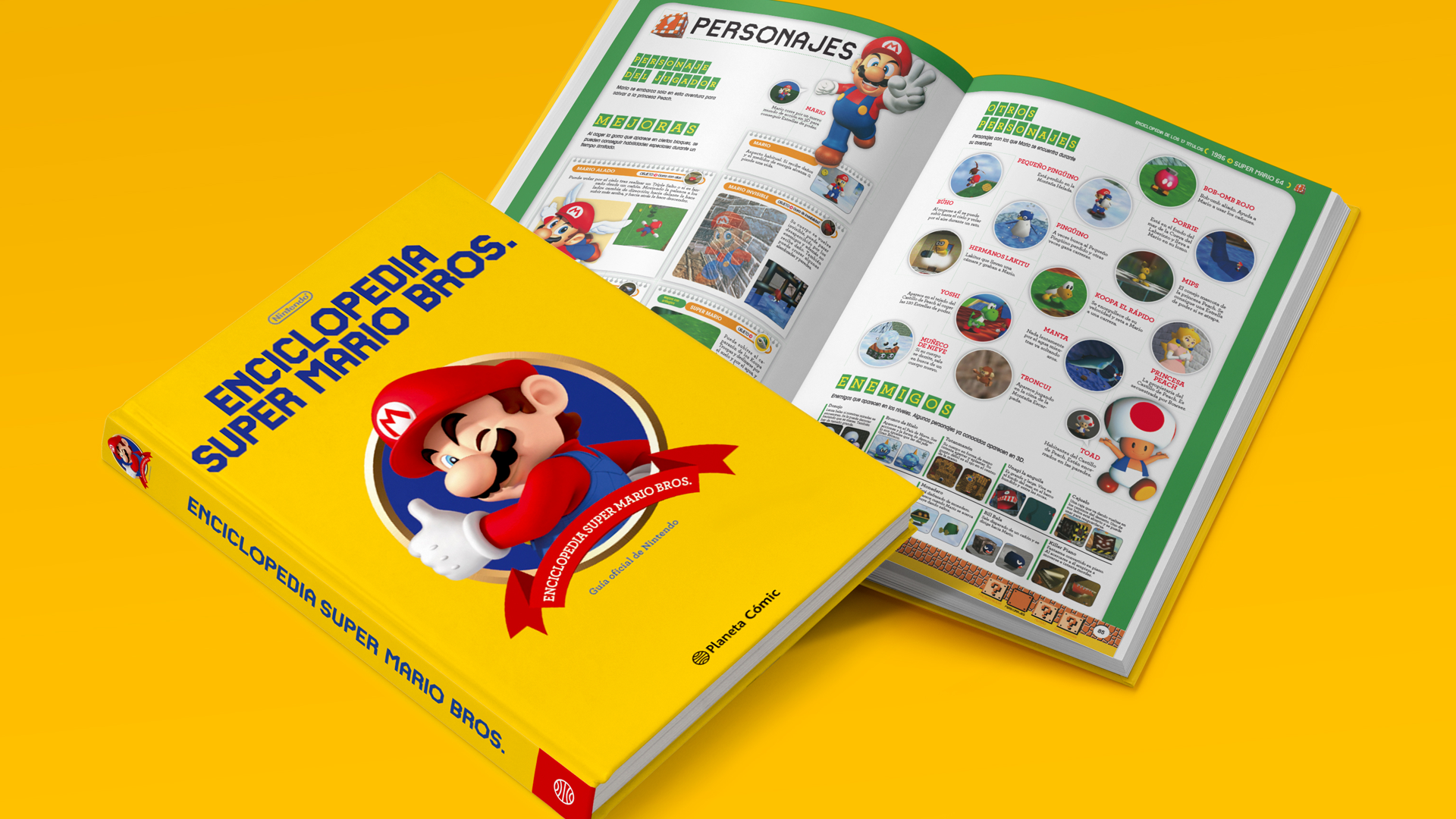 Enciclopedia Super Mario bros.