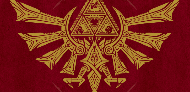 The legend of Zelda: Artes y artefactos