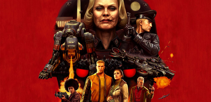 Wolfenstein II; The new colossus