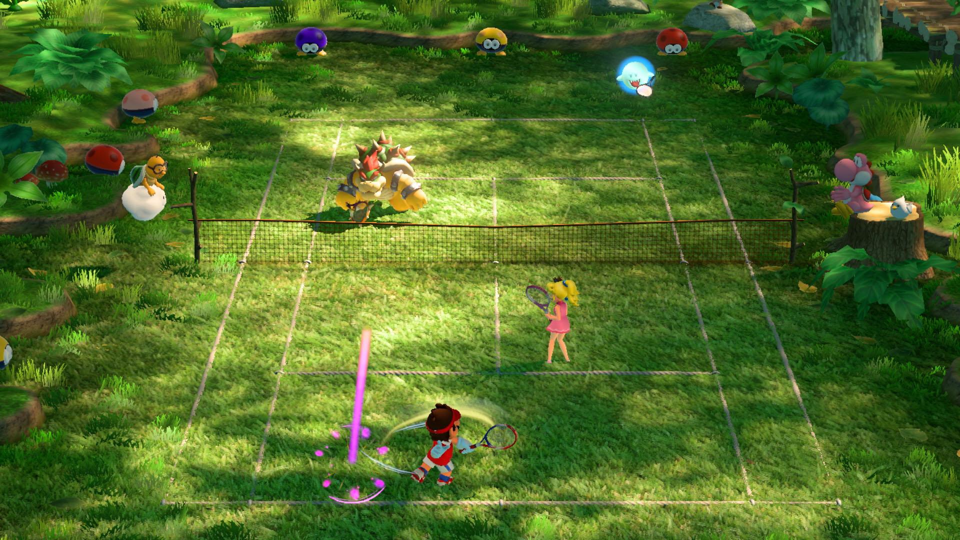 Mario tennis: Aces