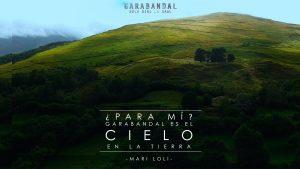 Cartel de la película Garabandal, sólo Dios lo sabe