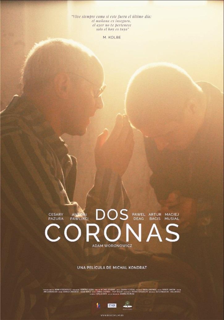 Amable fotograma del filme Dos coronas