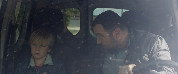 Fotograma del filme Custodia compartida, de Xavier Legrand