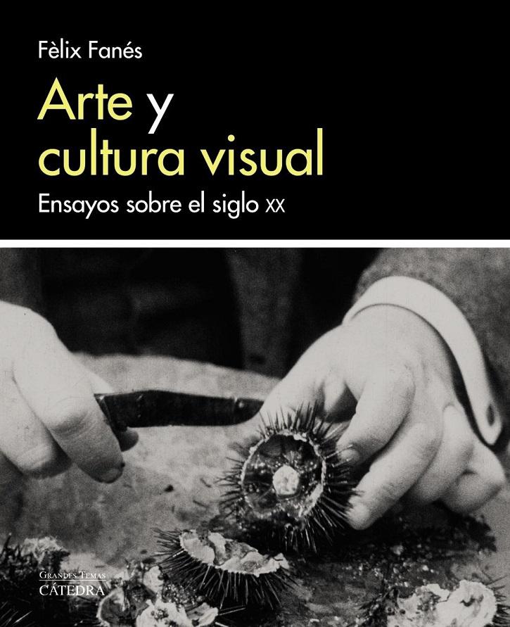 Portada de Arte y cultura visual. 23 de abril. Día del Libro. Buñuel y Hitchcock juntos, de Fèlix Fanés