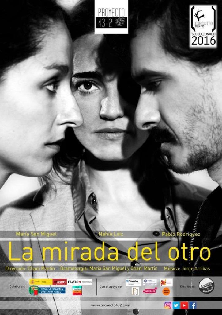 Cartel La mirada del otro | Viaje al fin de la noche: teatro contra ETA y GAL