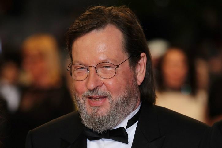 El director danés Lars von Trier | The House That Jack Built: impertinente Von Trier en Cannes
