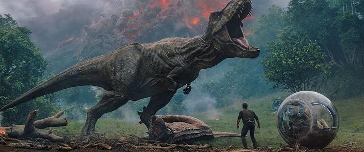 Fotograma del filme Jurassic World: el reino caído   'Jurassic World: el reino caído': el monstruo de Bayona convence
