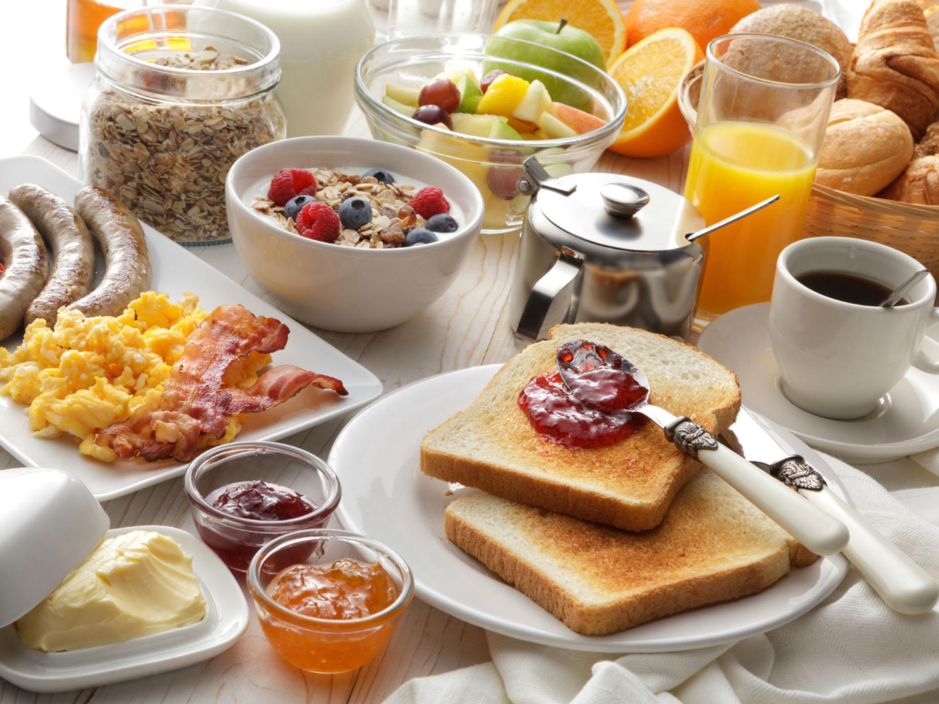 Los secretos para hacer que tu desayuno sea completo y saludable