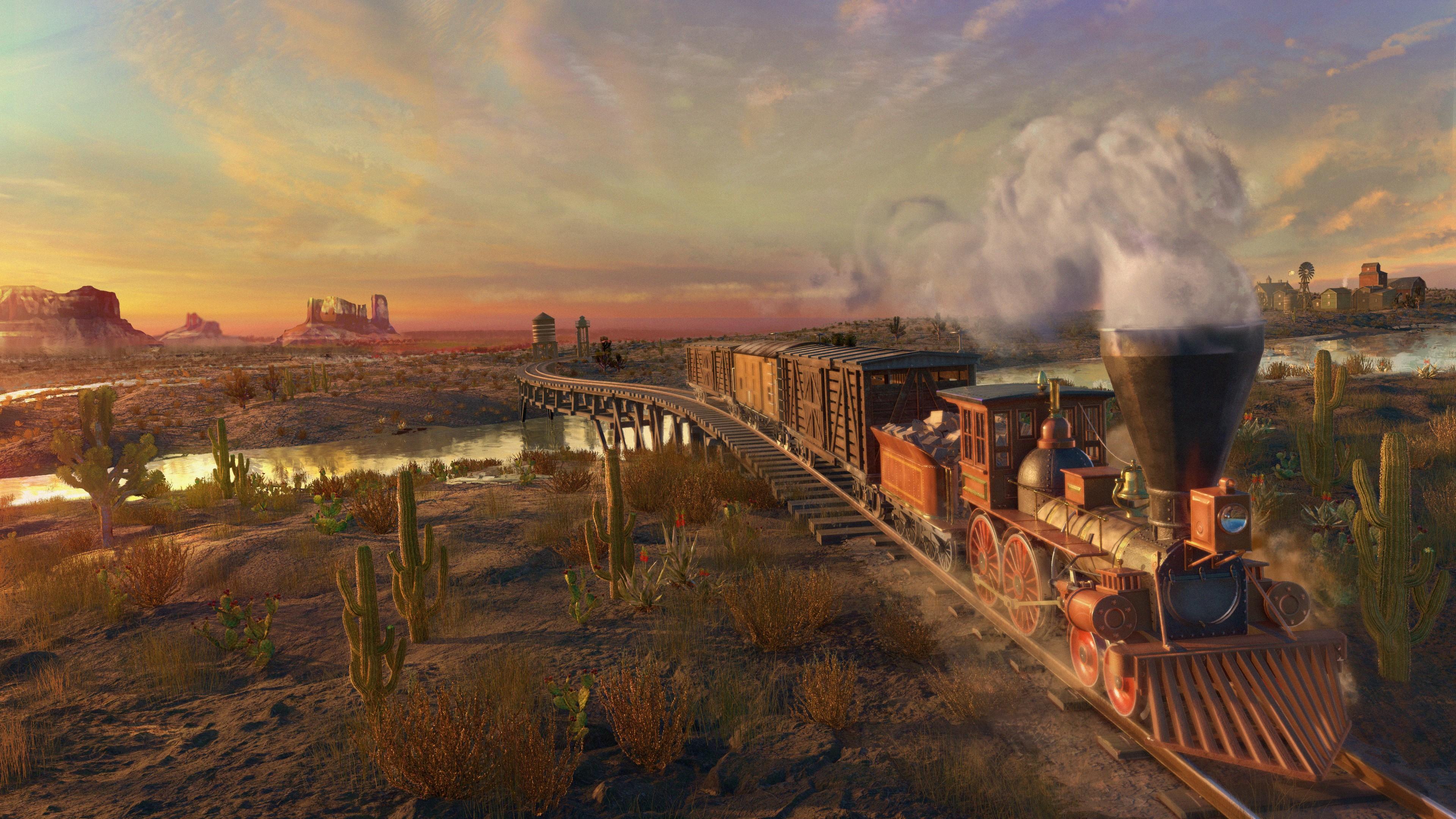 Railway Empire: ¡Pasajeros al tren!
