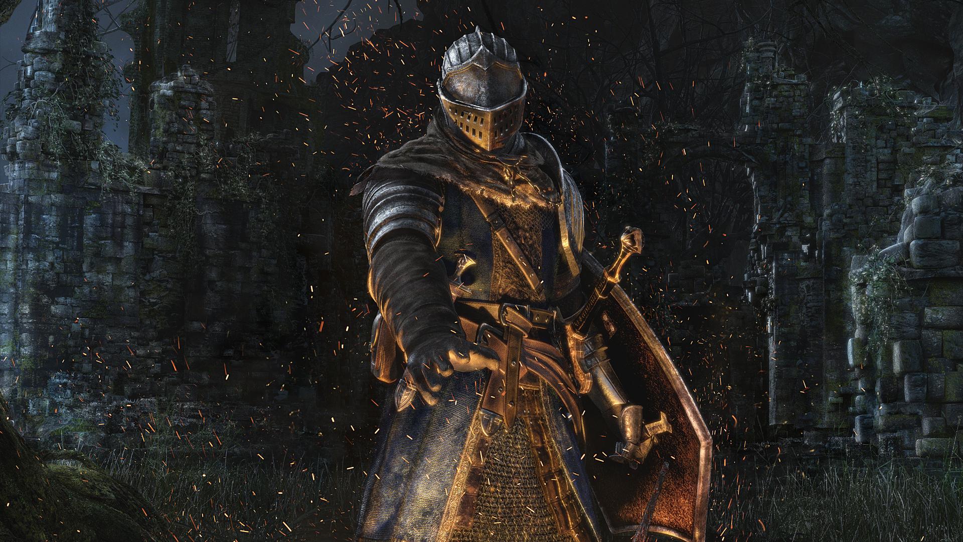 Dark souls: Remastered, puliendo el original