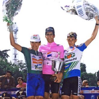Los Giros de Miguel Indurain