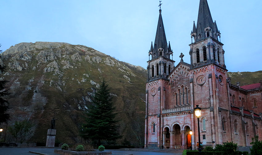 Covadonga: paraíso de Asturias