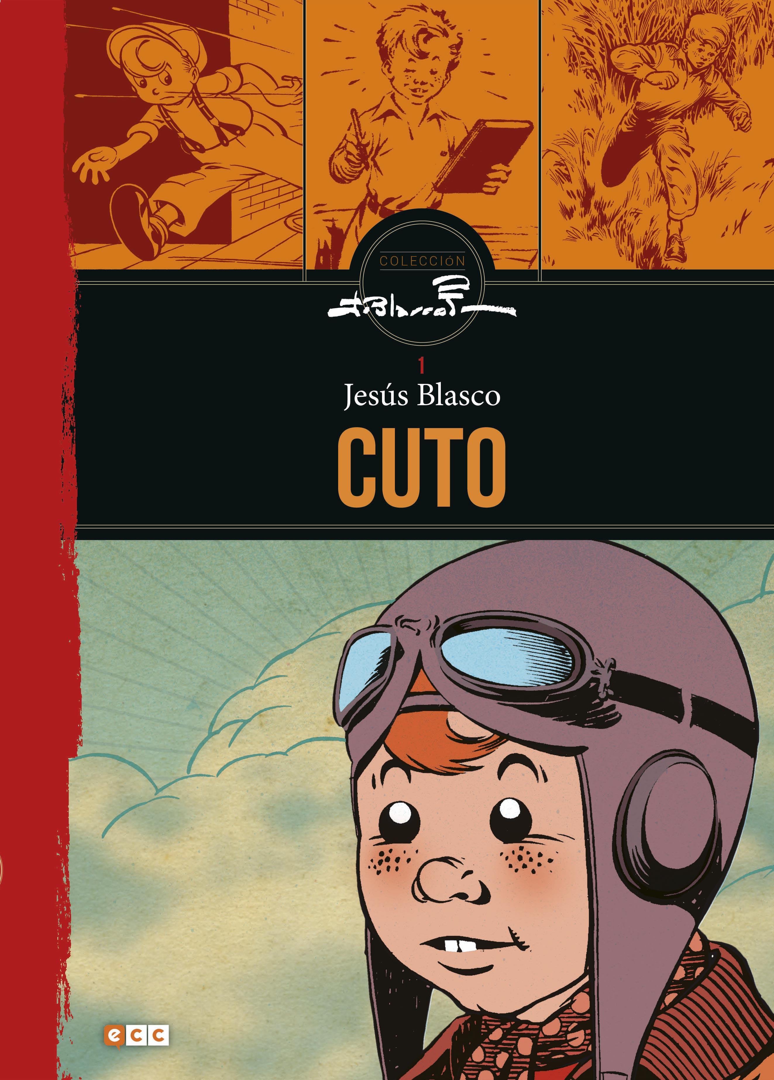 Cuto-El Tintín español que bebe de las fuentes hollywoodienses