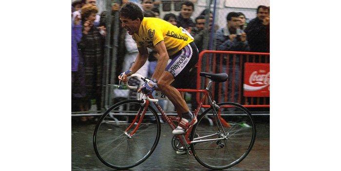 1989, la Vuelta de Pedro Delgado