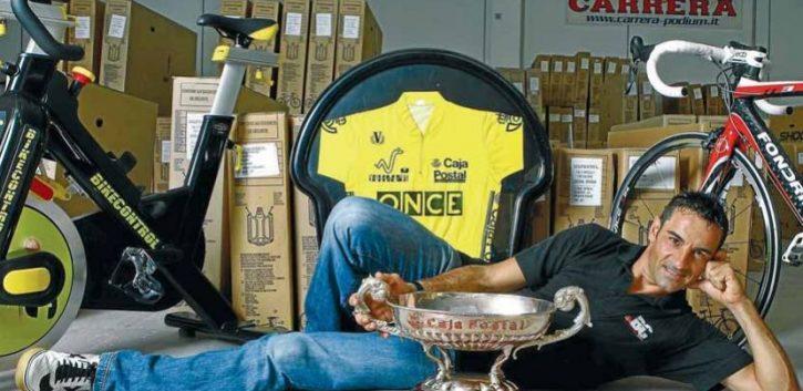 Mauri, el contrarrelojista que también reinó en la Vuelta a España