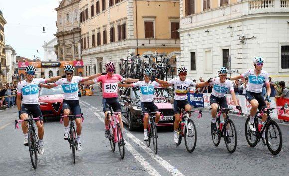 Este miércoles tendrá lugar en Milán la presentación del recorrido oficial del Giro de Italia 2019