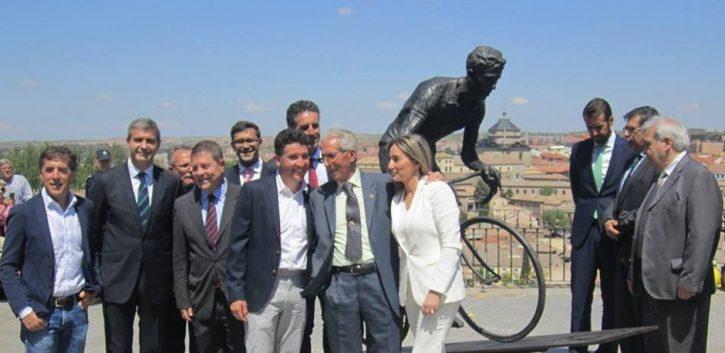 Sastre, homenajeado en El Barraco