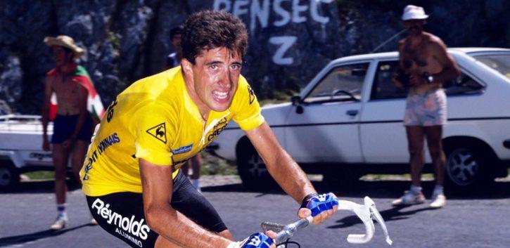 """El exciclista Pedro Delgado participa hasta el domingo en Lloret de Mar (Girona) en la primera edición del """"Campus Melcior Mauri"""""""