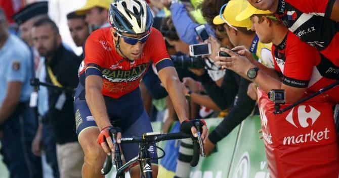 Nibali declara este sábado por su caída en el Tour