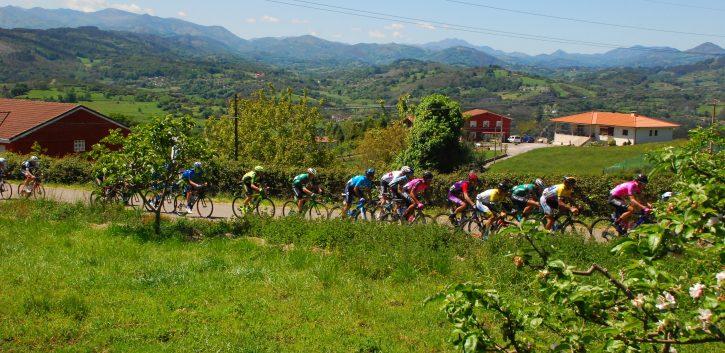 La Vuelta a Asturias volverá a disputarse en 2021 y contará con el Movistar Team