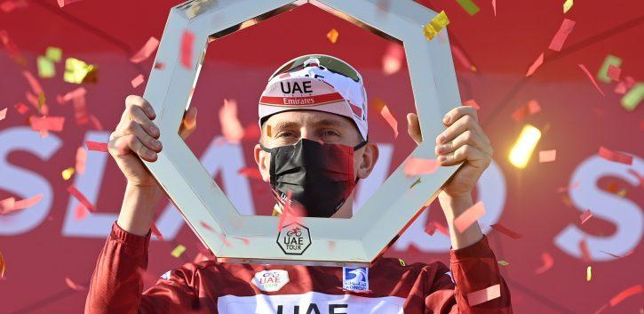 Tadej Pogacar se lleva el triunfo final en el UAE Tour