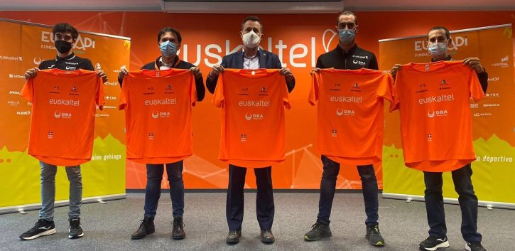 El Euskaltel-Euskadi regresa con ambición a la Itzulia