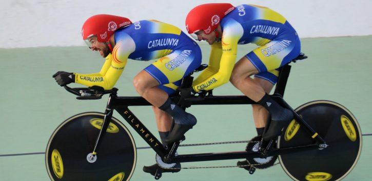 Galapagar acoge este fin de semana el Campeonato de España de ciclismo adaptado en pista