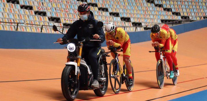 La selección española de ciclismo adaptado se concentrará el próximo lunes en Valencia