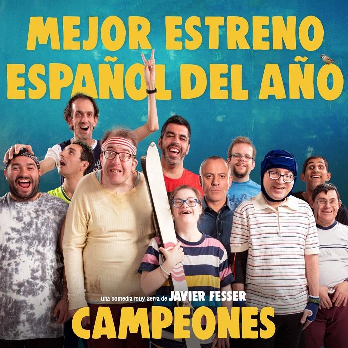 peliculas campeones