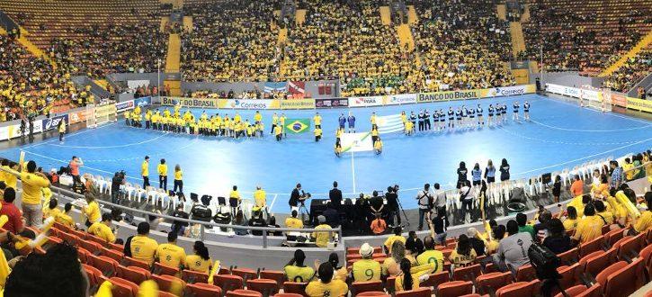 La Confederación Brasileña de Balonmano se queda sin Patrocinador Principal