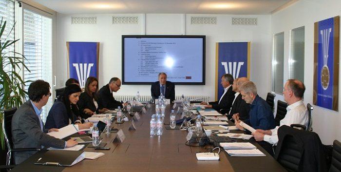 Reunión de trabajo de la IHF y la EHF en Basilea