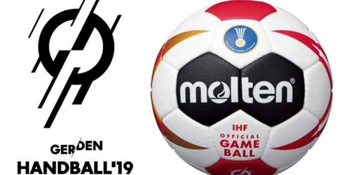 Presentado el balón oficial del Mundial Masculino 2019 Alemania - Dinamarca