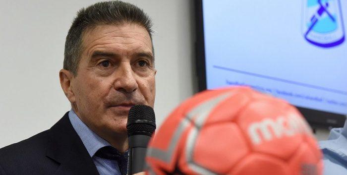 Manolo Cadenas da la lista de 16 jugadores que van a los Juegos Sudamericanos