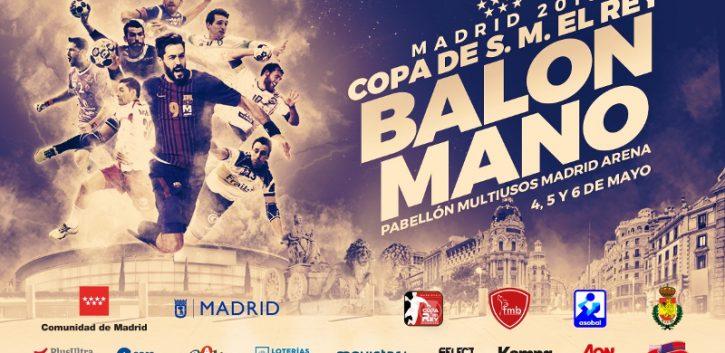 Copa del Rey 2018 en Madrid. ¡Qué comience el espectáculo!