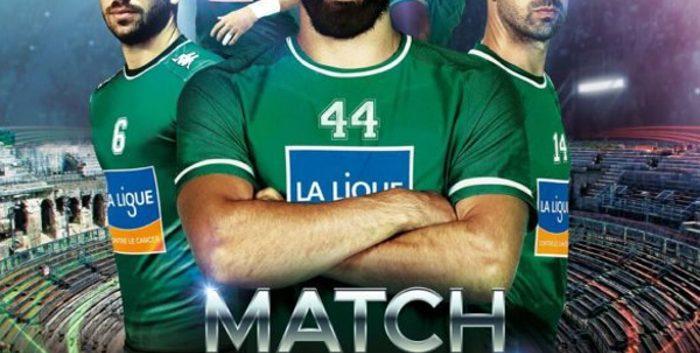La Stars League de Francia jugará un partido benéfico en la lucha contra el Cáncer