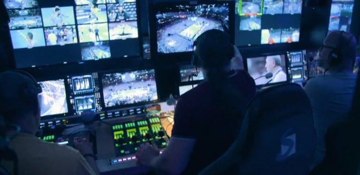 Gran éxito cobertura televisiva FINAL4 Champions League Masculina con tecnología 4k