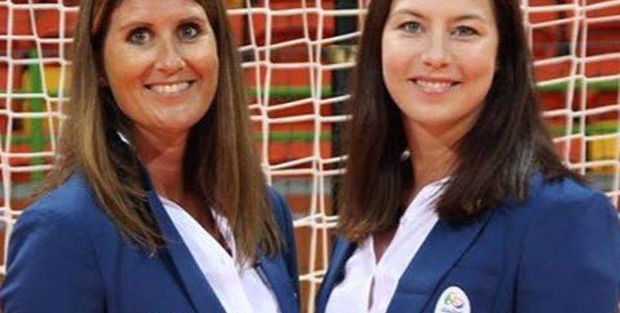 Una de las mejores parejas árbitros femeninas se retira por no poder pitar partidos masculinos
