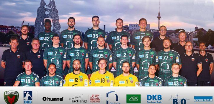 El Füchse Berlin comienza la Temporada 2018-19 con un déficit de 500.000 €