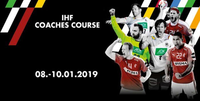 Se celebrará un Simposio Entrenadores Top en el Mundial 2019 Alemania y Dinamarca