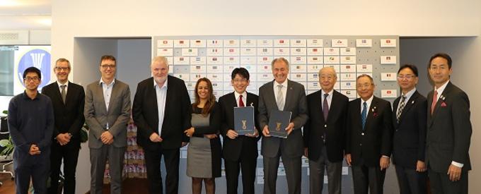 Japón firmó con la IHF el contrato para organizar el Mundial Femenino 2019