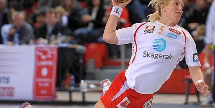 Heidi Løke volverá a jugar 3 temporada en el Larvik
