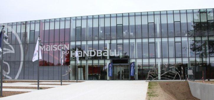 La Casa del Balonmano de Francia ya la usan jugadoras y jugadores de la Selección