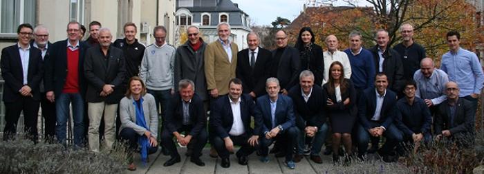 Reunión en Basilea de la Comisión IHF hacia un balonmano más atractivo y profesional