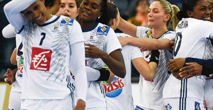 Olivier Krumbholz da la lista de jugadoras de Francia para el Europeo 2018 en Francia