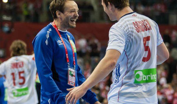La Federación de Noruega renueva a Christian Berge como Seleccionador 2025