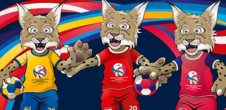 La mascota del Europeo Masculino 2020 se llamará WINNI