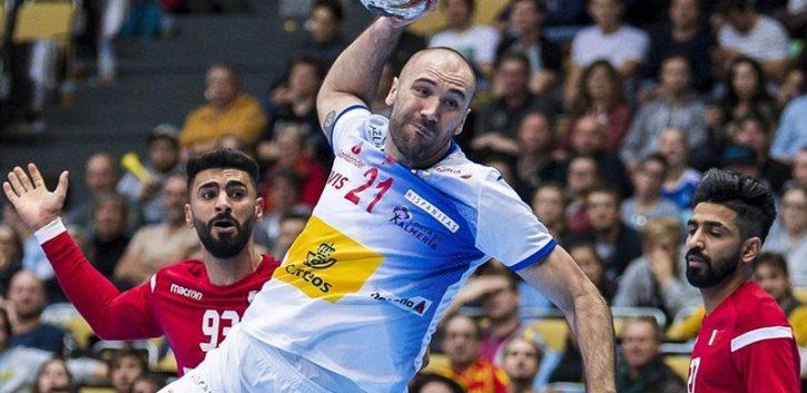 España sudó para doblegar a Barhein en su debut en el Mundial 2019