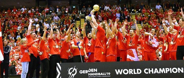 Dinamarca arrasa en la Final a Noruega y gana su primer Mundial