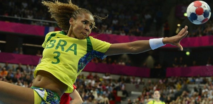 Regresa Alexandra Nascimiento con Brasil en el Torneo Internacional España