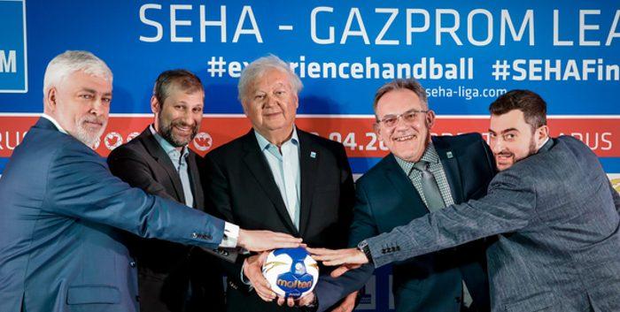 La próxima Temporada 2019 – 20 un equipo chino jugará la Liga SEHA